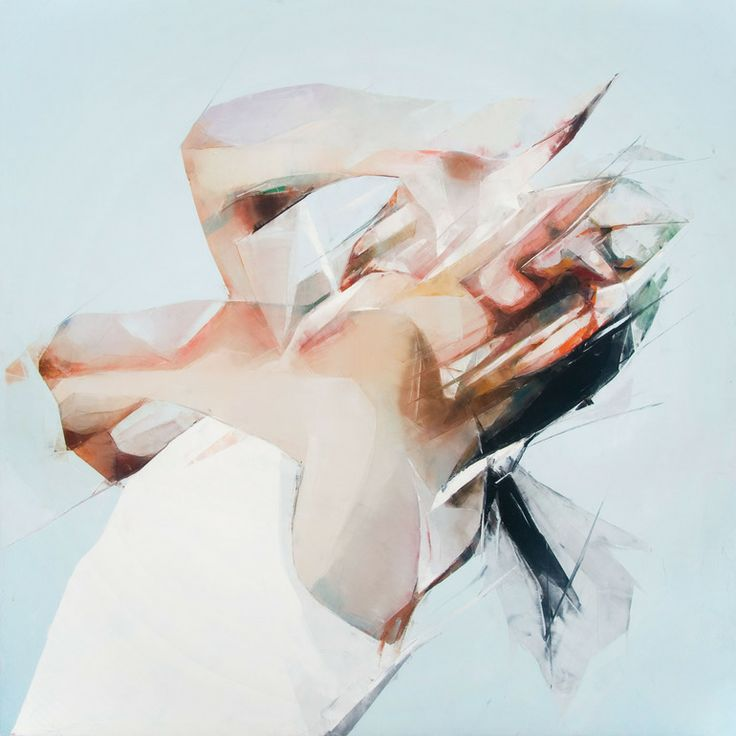 "Saatchi Online Artist: Simon Birch; Oil, Painting ""Heavy is the Head"""