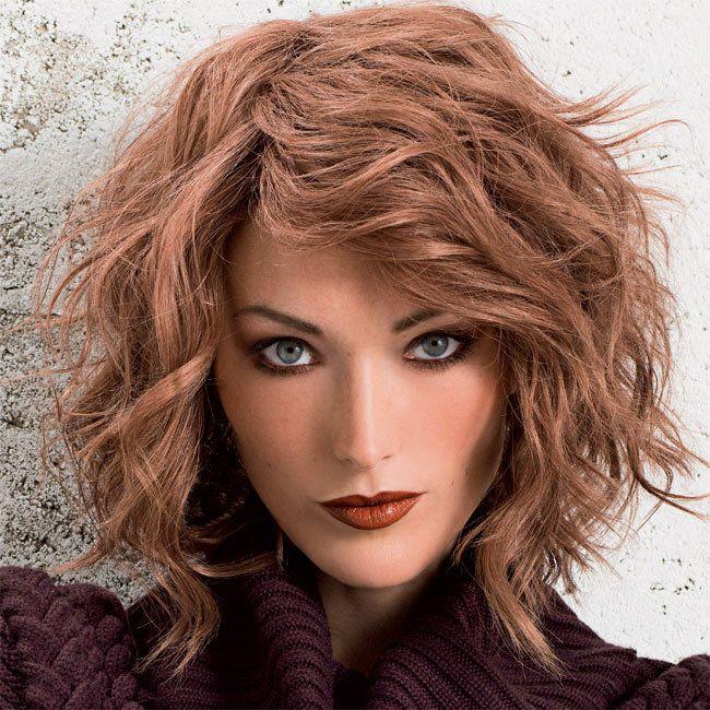 Coiffure cheveux mi-longs - JACK HOLT - tendances automne-hiver 2014-2015