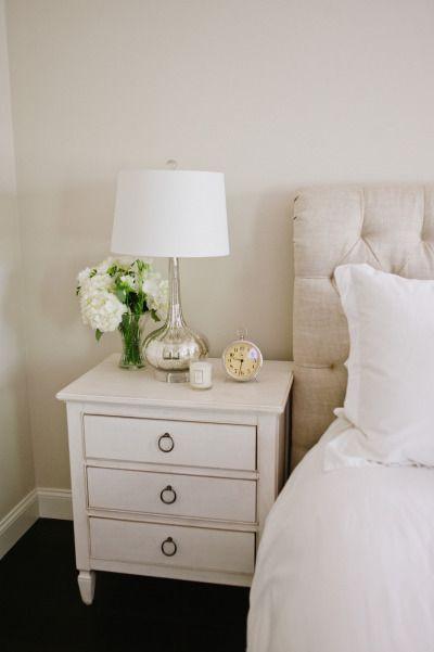 Attractive Los Angeles Home Tour. Ikea NightstandWhite NightstandWhite Bedside ...