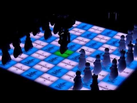 JavaOne 2013 Chess Robot