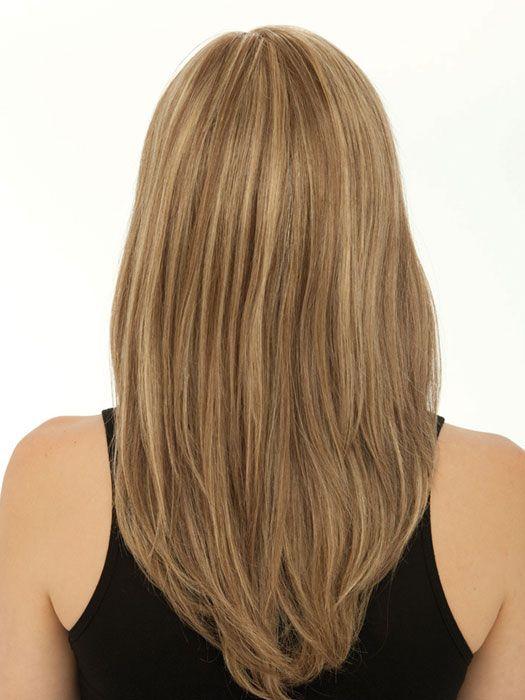U Shaped Haircut For Medium Hair of the Long Hai...