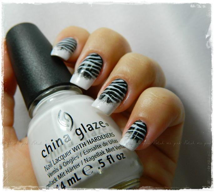 Zebra - Konad M57
