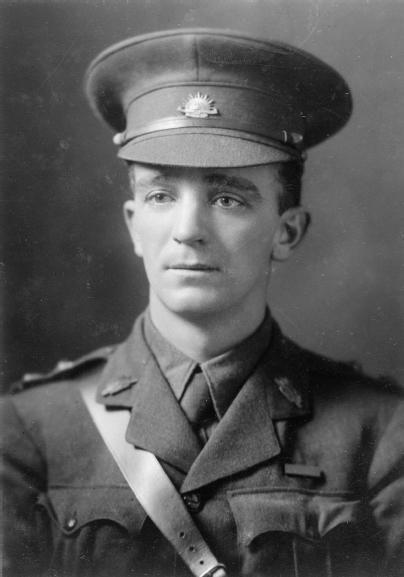 SYMONS, William John, 2nd Lieutenant. 7th Bn. AIF. 1915; Gallipoli, Turkey