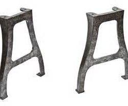 Source New York Ny Machine Cast Iron Table Legs On M Alibaba
