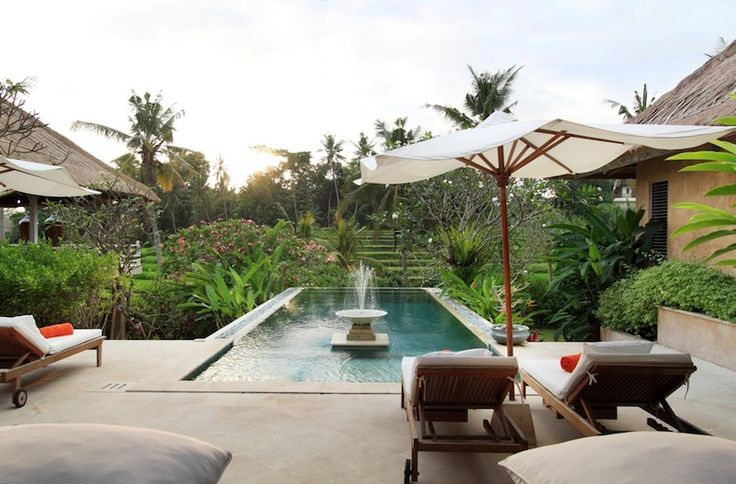 Villa Inti | 5 bedrooms #Canggu #ricefield #pool #view #Bali