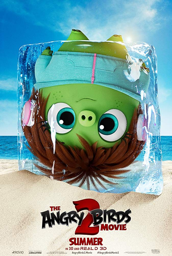 Latest Posters Angry Birds Movie Angry Birds 2 Movie The Birds