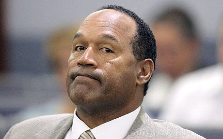 The moment OJ Simpson was found not guilty of murder - Telegraph
