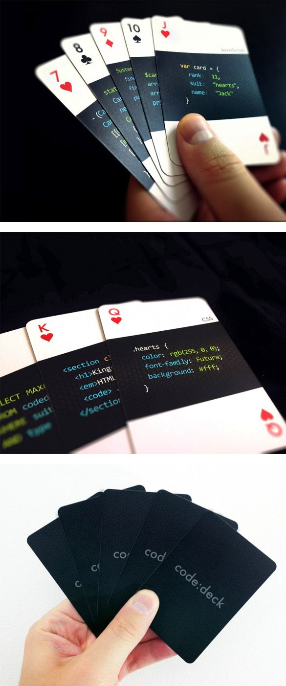 528 best Playing Cards images on Pinterest | Game cards, Card deck ...