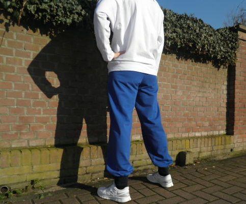"""Eine unkomplizierte Hose, die Ihr aus Jersey nähen könnt! Einfach genäht, ein tolles Projekt für Anfänger...)) Der Schnitt heißt """"Maxi"""""""