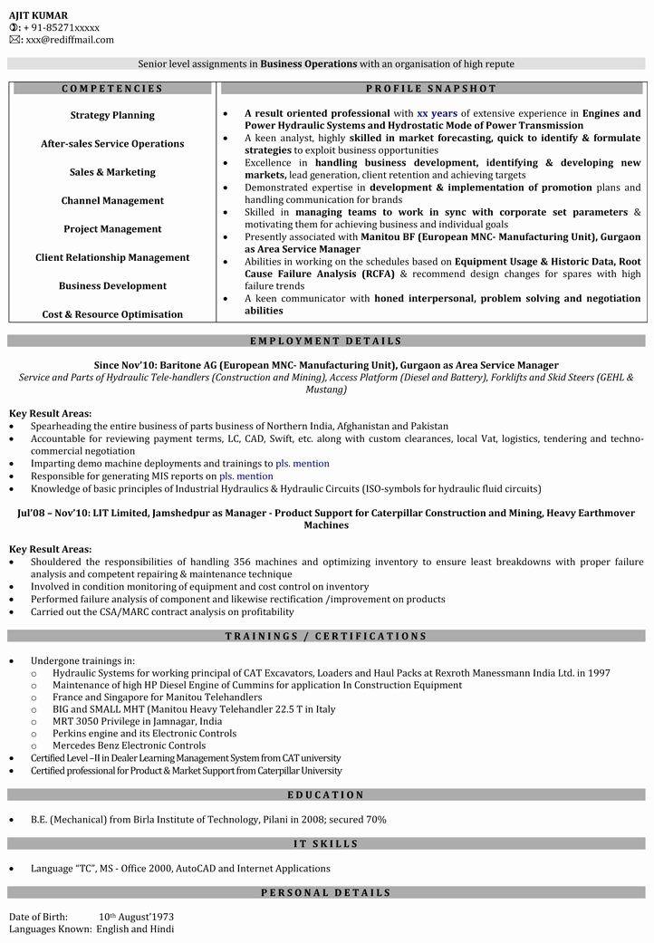 Network Engineer Resume Objective Best Of Sales Engineer Resume Samples Engineering Resume Templates Best Resume Format Engineering Resume