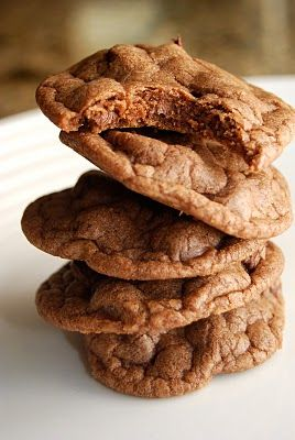Nutella Chocolate Chip Cookies: Chocolate Chips, Chocolates Chips Cookies, Nutella Cookies, Ovens Nutella Chocolates, Chips Cookies Oh, Chips Cookies Yum, Chocolate Chip Cookies, Cookie Recipes, Nutella Chips
