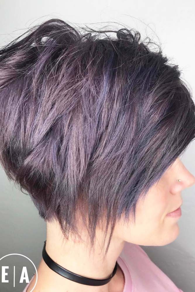 Sassy and Stylish Hairstyles For Short Hair ★ See more: http://lovehairstyles.com/stylish-short-hair-hairstyles/