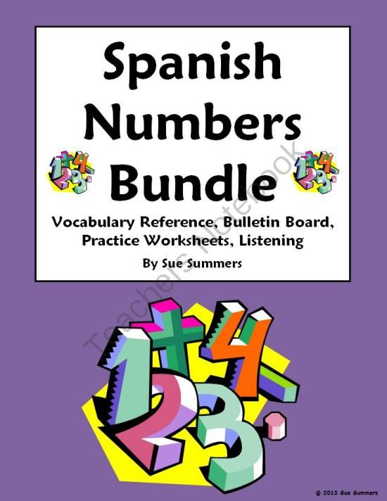 1000 ideas about spanish numbers on pinterest learning spanish spanish language and spanish. Black Bedroom Furniture Sets. Home Design Ideas