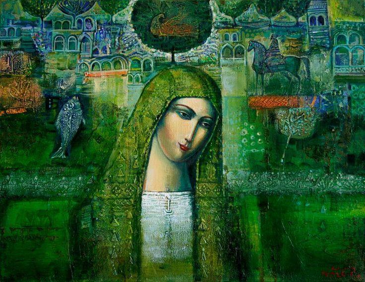Valeri Tsenov-Валери Ценов-保加利亞出生藝術家,創意和創新的藝術思維,完美,和諧與美的永恆。。。 - milk  - ☆ Milk ☆ 平平。淡淡。也是真。