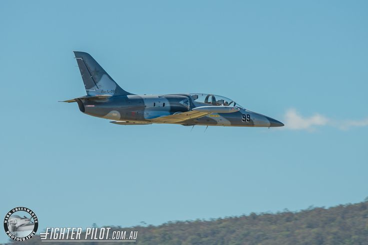 Fighter Pilot L-39 Albatros. Photography by Mark Greenmantle Photography.