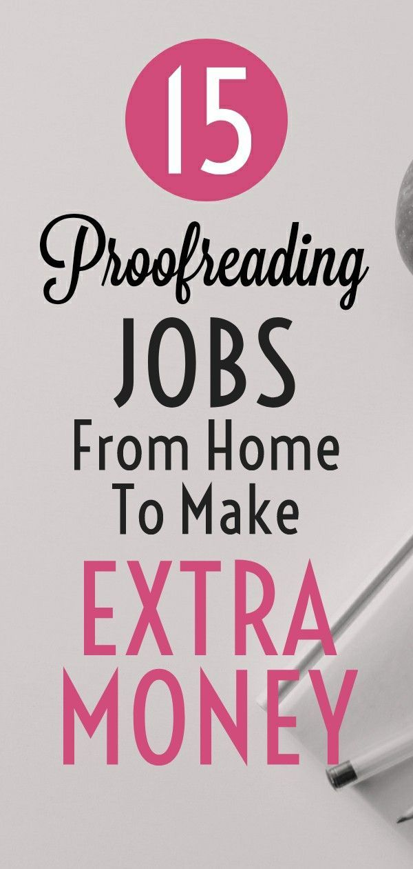 15 Legitimate Proofreading Jobs Online That Pays Upto $45/Hr – Make Money From Home