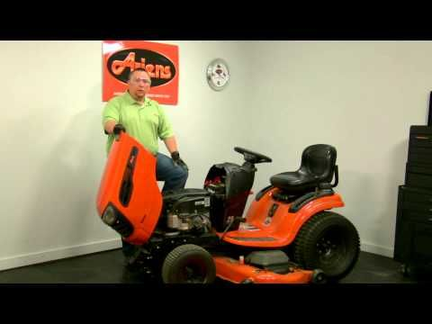 Ariens Lawn Tractor Battery Maintenance