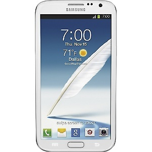 Samsung Galaxy NOTE II Cell Phone with 2-year Sprint Service - White at HSN.com  I love!