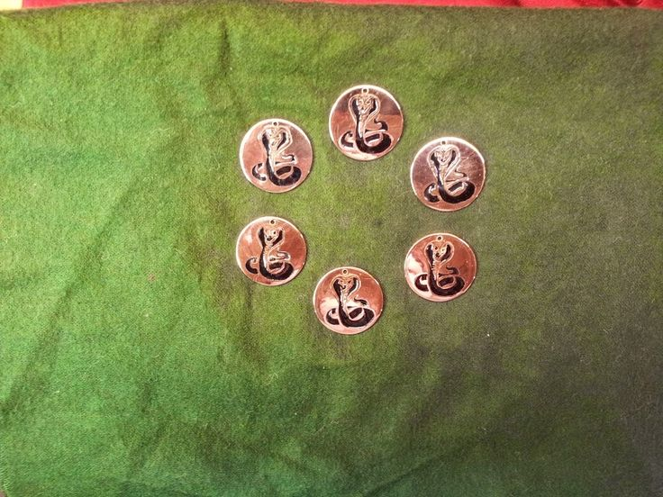 Pendants for a household