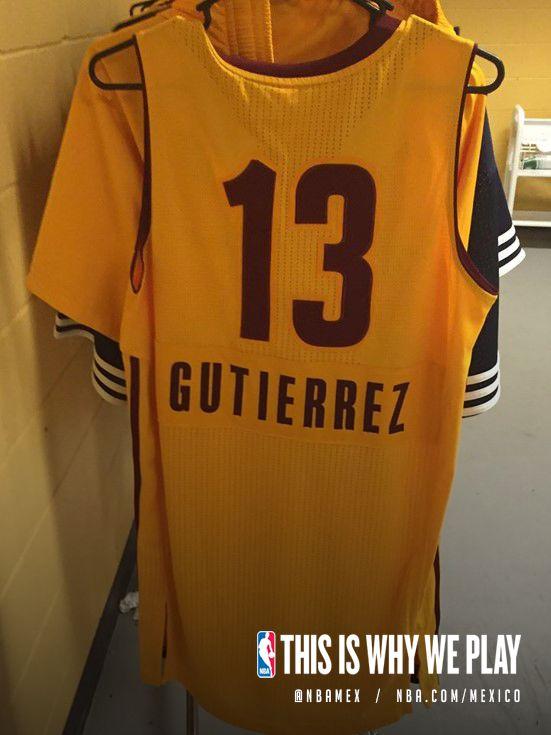 Siempre trabaja duro para lograr tus sueños. #JorgeGutierrez #jersey #Casaca #Gutierrez #NBAMexico #Dreams #Workhard #Workout #DreamCometrue
