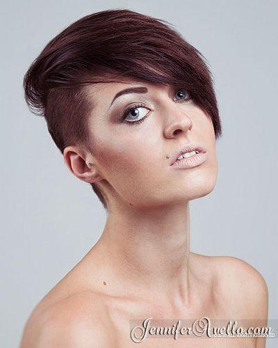 Surprising 1000 Ideas About Sidecut Frisuren On Pinterest Sidecut Short Hairstyles Gunalazisus