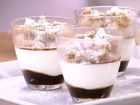 La panna cotta di Montersino - YouTube