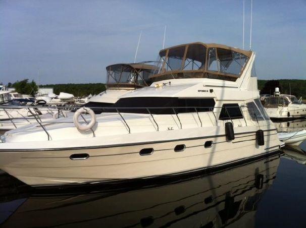 1990 Neptunus 46 Sedan Bridge Power Boat For Sale - www.yachtworld.com