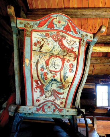 17 best images about rosemaling hindeloopen and traditional painting on pinterest folk art - Romanian wooden houses when nature and tradition come together ...