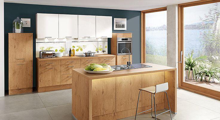 1000 ideas about impuls k chen on pinterest einbau. Black Bedroom Furniture Sets. Home Design Ideas