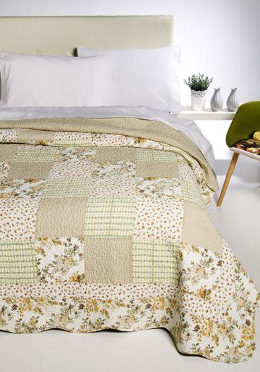 7711 Gwendoline 100% cotton patchwork quilt 180x270+1(50x50), 200x270+1(50x50), 235x270+2(50x50), 250x270+2(50x50)