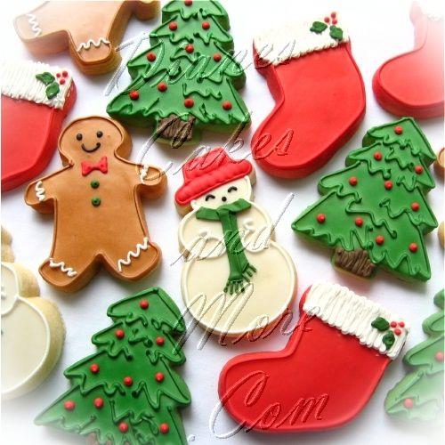 Christmas Cookies !!: Decor Ideas, Christmas Cookies, Christmas Angel, For Kids, Cookies Decor, Homemade Cookies, Christmas Sugar Cookies, Ice Cookies, Homemade Christmas