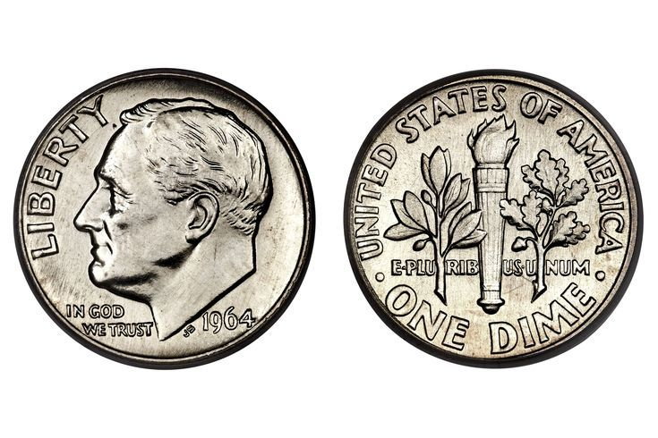 How Much Is My Silver Roosevelt Dime (1946-1964) Worth?
