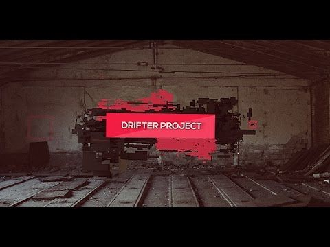 Drifter - After Effects Template - Project Files - Videohive - Openers