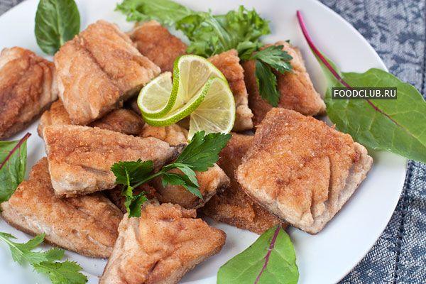 Скумбрия жареная http://amp.gs/zZuH  #foodclub #рецепт #вкусно #обед #ужин