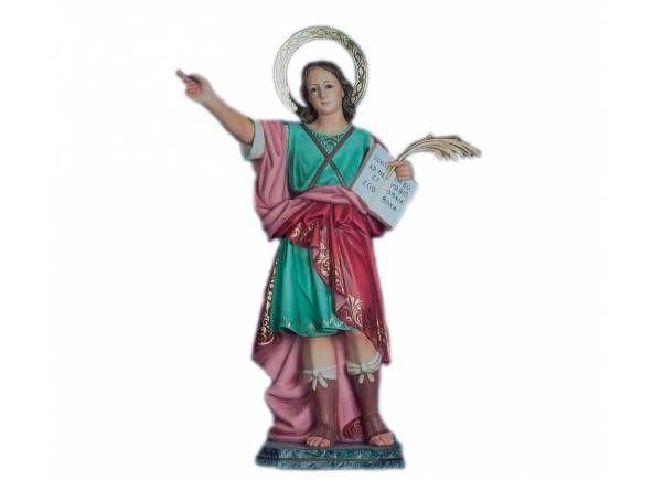 Imagen religiosa artesanal de San Pancracio / Religious Crafts Saint Pancrazio Statue. http://www.articulosreligiososbrabander.es/imagen-artesanal-de-san-pancracio-en-pasta-madera.html