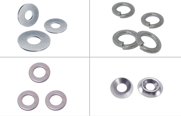 Stainless Steel Washers #StainlessSteelWashers