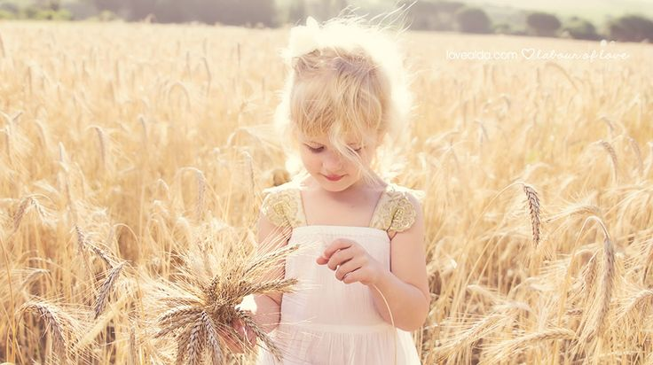 Fields of Gold by www.lovealda.com #children #photography #field #fashion #ilovegorgeous #capetown