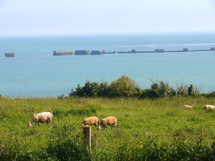 les plages du débarquement Normandie ...www.martinaa.fr