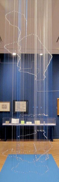Yeshiva University Museum (NYC) - It's a Thin Line, Justin Stewart