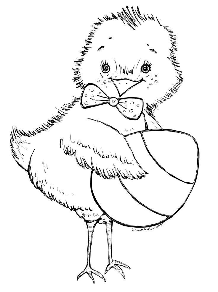 Kurczaczek- FREEBIES