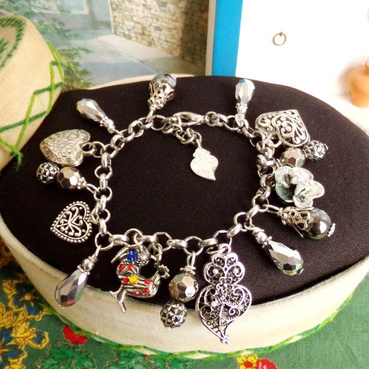 Charm Bracelet - Tatas Charm Bracelet by VIDA VIDA OPv8A