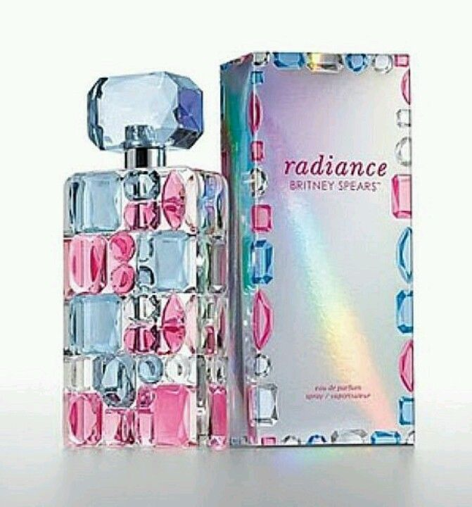 RADIANCE by Britney Spears perfume <3<3<3<3<3