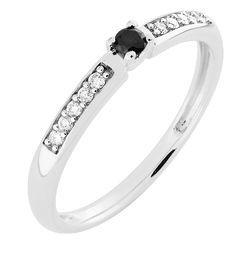 Paletti Jewelry - Amelie (timanttisormus, K100-400VKB) NordicJewel.fi