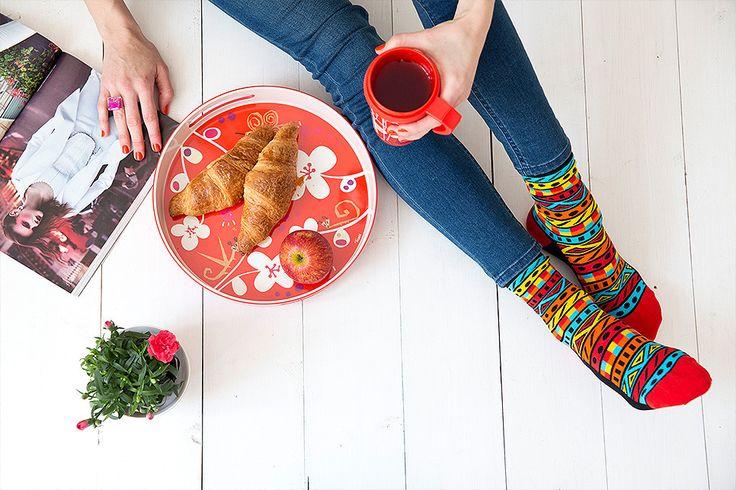 SocksInBox: Designové ponožky ve stylovém balení