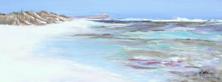 Possible Art for Upper Floor - Chris Holt painting (Kalbarri artist).