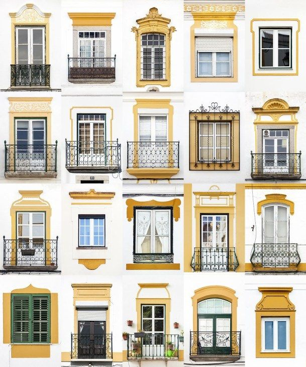 Windows of the world - See the diferences between regions.