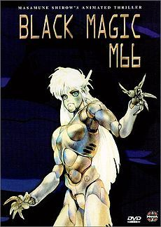 Black Magic M66 from Masamune Shirow