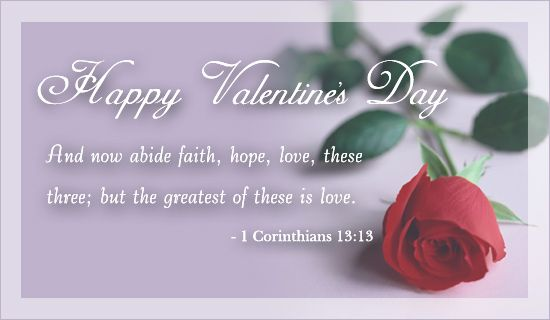 Free 1 Corinthians 1313 eCard eMail Free Personalized – Valentine Cards Online Send