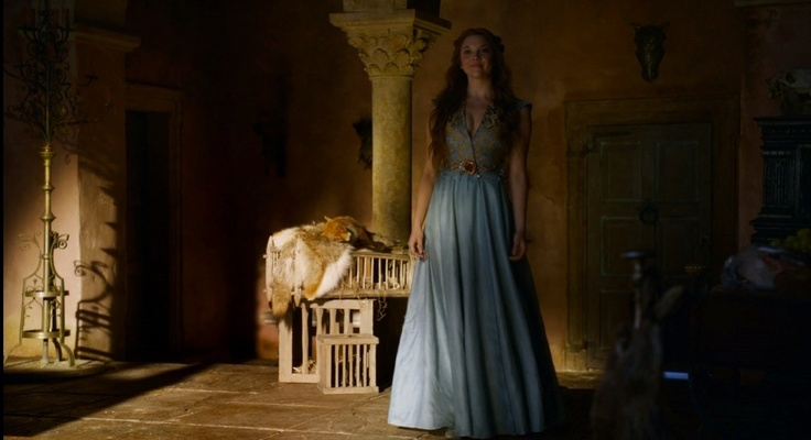 GAME OF THRONES Margeary Tyrell Dress <3