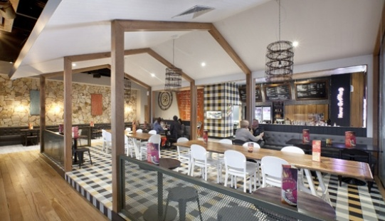 Nando's Adelaide  - Design Clarity
